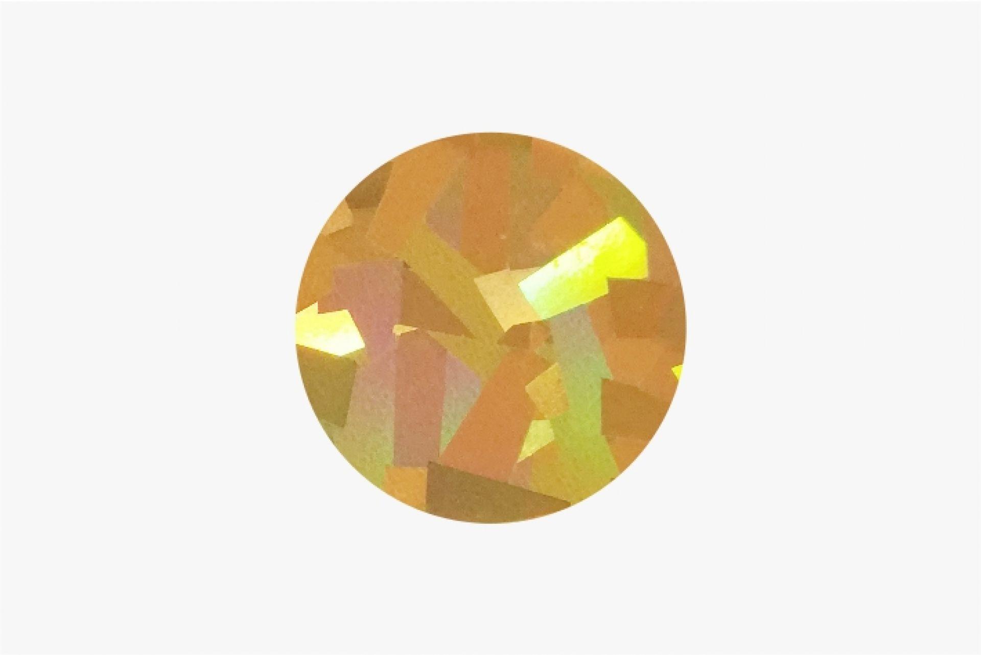 HOLOGRAM, HL-10 CRYSTAL GOLD