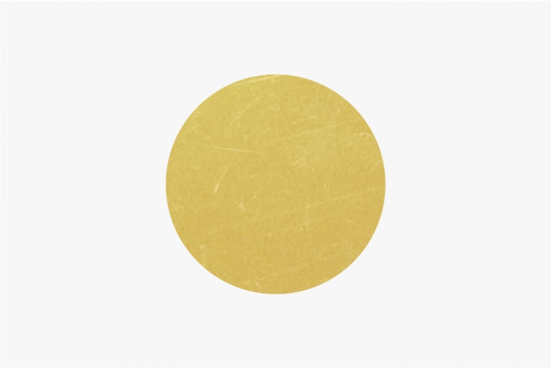 PLATE, PL-02 GOLD