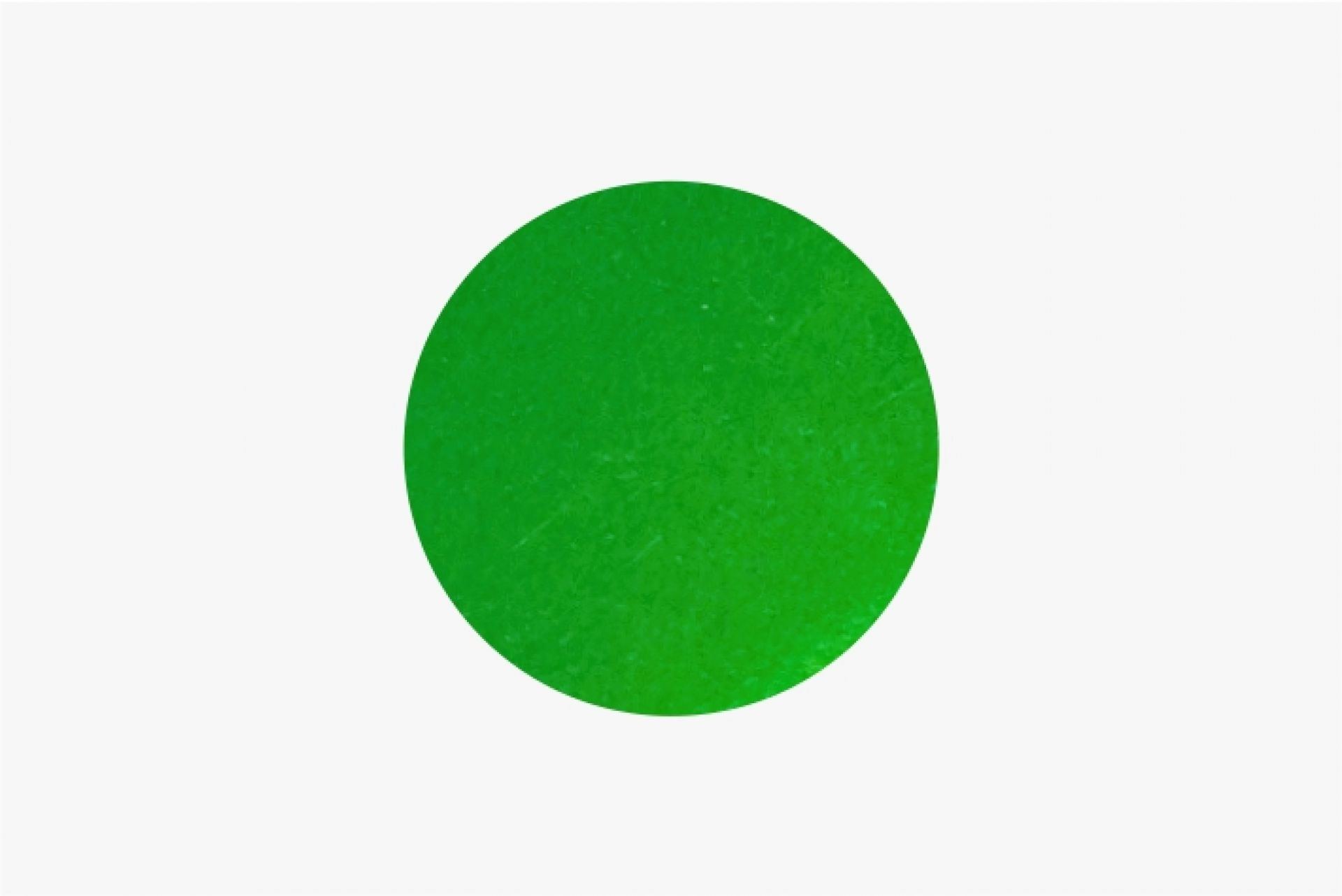 PLATE, PL-08 GREEN